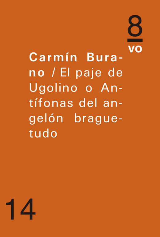 El paje de Ugolino o Antíofonas  del angelón braguetudoCarmín Burano