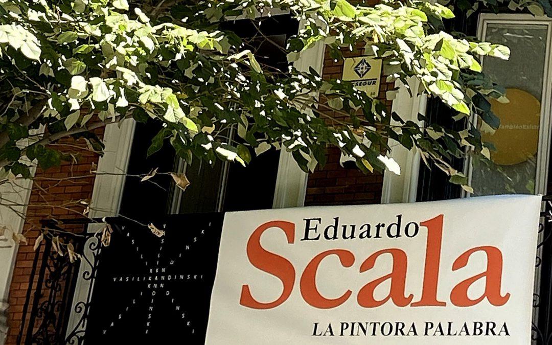 Nueva obra de Eduardo Scala en la  Galería Guillermo de Osma.